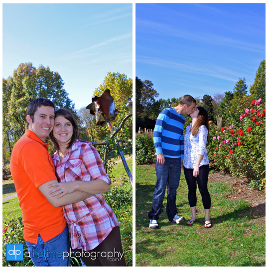 Couples_Engagement_Family_Photographer_Knoxville_UT_Gardens