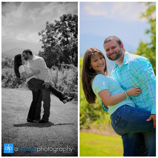Emerts Cove Engagement Session Photographer Gatlinburg Tn Pittman Center Sevierville Pigeon Forge engaged couple-3