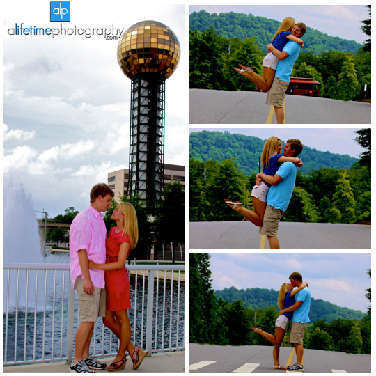 Engagement Photographer in Knoxville TN-a