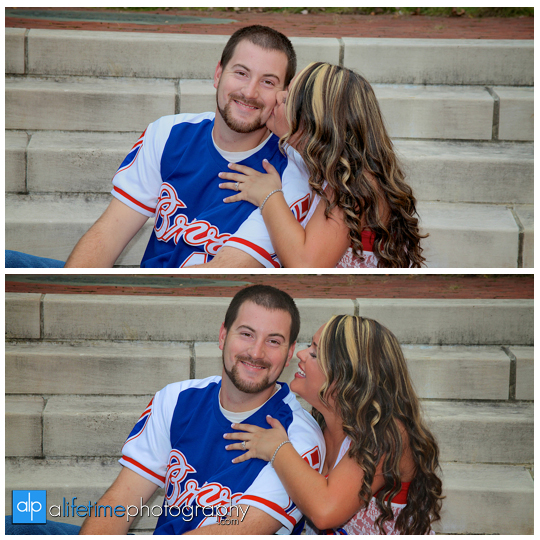 Engagement-Pictures-Couple-Photographer-bull-dog-puppies-engaged-downtown-Jonesborough-Johnson-City-Kingsport-Bristol-TN-6