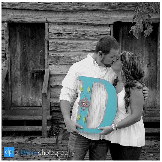 Engagement-Pictures-Couple-Photographer-bull-dog-puppies-engaged-downtown-Jonesborough-Johnson-City-Kingsport-Bristol-TN-8
