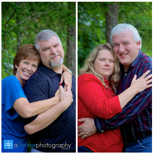 Family pictures at their cabin in Gatlinburg TN Misty mountains photographer Pigeon Forge photography-5