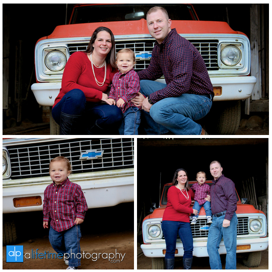 Family reunion session in Gatlinburg Pigeon Forge TN Photographers 4