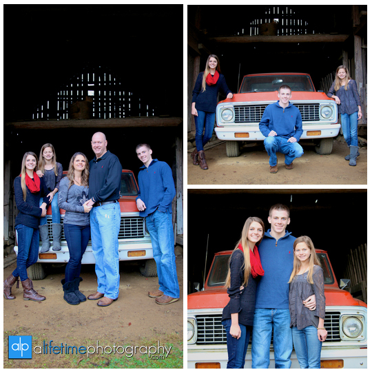 Family reunion session in Gatlinburg Pigeon Forge TN Photographers 6