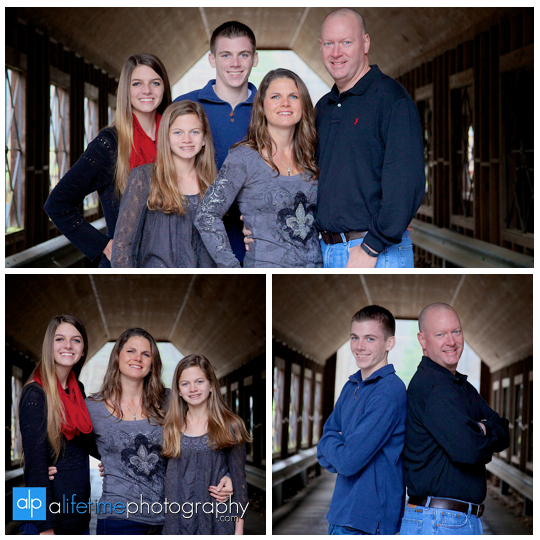 Family reunion session in Gatlinburg Pigeon Forge TN Photographers 8