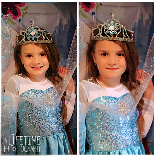 Frozen theme kids birthday party Knoxville Tn photographer-6