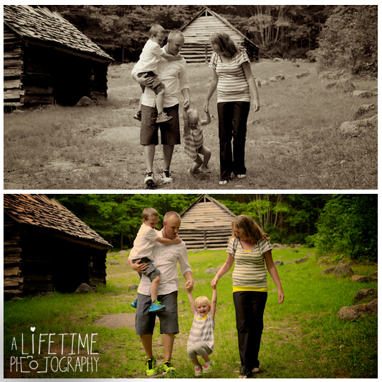 Gatlinburg Family Photographer Pigeon Forge Sevierville