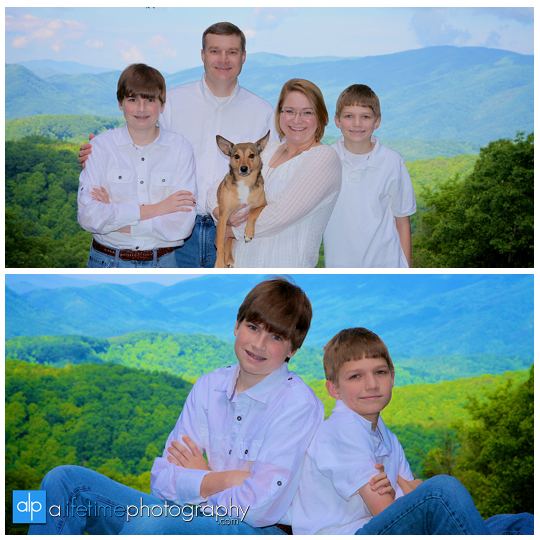 Gatlinburg-TN-Family-Photographer-Smoky-Mountain-Photography-Sevierville-Pigeon-Forge-Townsend-Cabin-Mountain-view-Reunion-Roaring-Fork-Motor-Nature-Trail-large-families-Pictures-Session-2