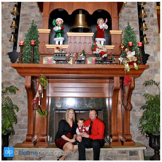 Parker Family | Christmas Place Inn | Pigeon Forge, Tn | A ...