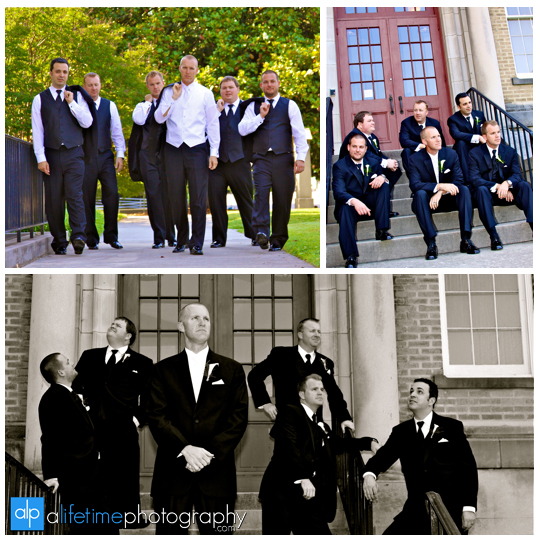 Groom_Groomsmen_Knoxville_TN_Wedding_Photographer_Downtown_First_Baptist_Church_Photography_Pictures_Pics_Photos