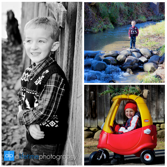 Kid-christmas-family-photographer-Pigeon-Forge-Gatlinburg-TN-Emerts-Cove-ideas-2