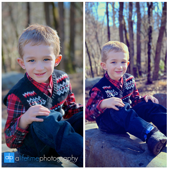Kid-christmas-family-photographer-Pigeon-Forge-Gatlinburg-TN-Emerts-Cove-ideas-6