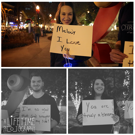 Knoxville-downtown-market-square-proposal-engagement-sweet-surprise-wedding-friends-poster-sign-1