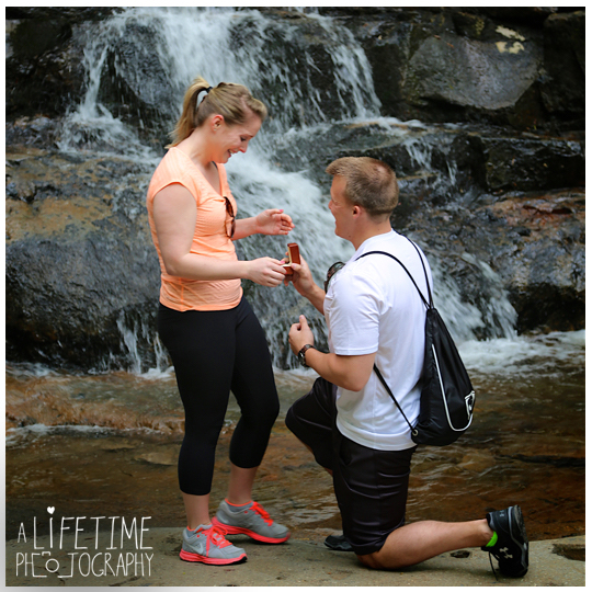 Laurel-Falls-Marriage-proposal-Secret-Gatlinburg-Pigeon-Forge-Smoky-Mountains-Photographer-Waterfall-4