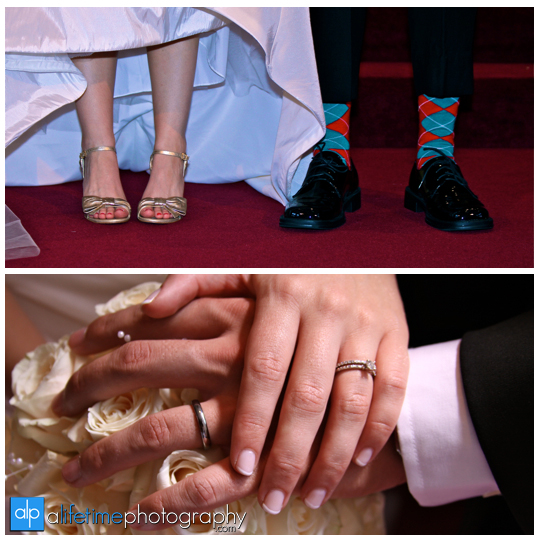 Newlywed_Ideas_Pictures_Photographer_Photos_ring_Shot_Unique_Socks_Maryville_Knoxville_Seymour_Alcoa_Powell_Clinton_Wedding_Ceremony