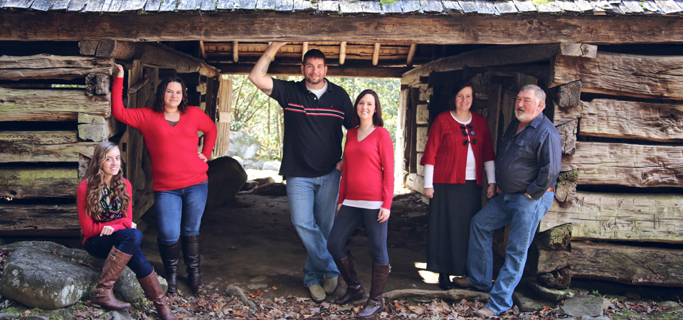 Fall Family Photos Noah Bud Ogle Farm Gatlinburg Tn