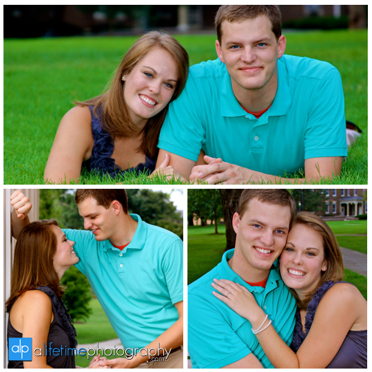 Photographer-Engaged-Engaged-Couple-Downtown-Maryville-Collage-Alcoa-Seymour-Knoxville-TN