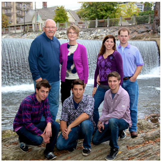 Pigeon Forge Family Photographer 5