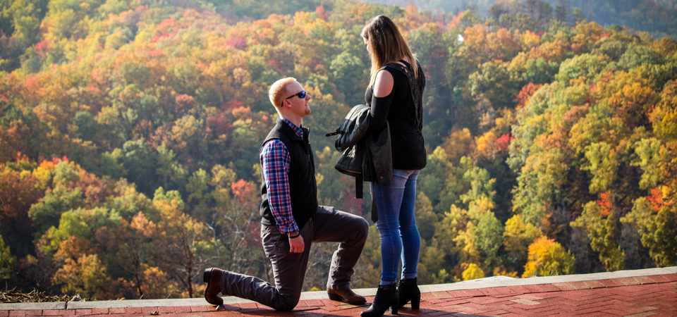 Cody Proposes To Shelby Anakeesta Gatlinburg Tn