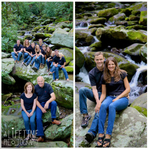 Roaring Fork Motor Nature Trail Gatlinburg Tn Family