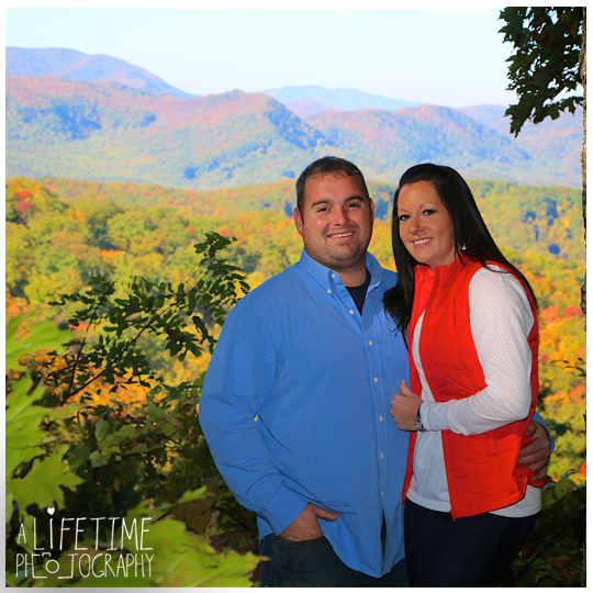 Smoky-Mountain-fall-couples-engagement-photographer-Motor-Nature-Trail-Pigeon-Forge-Knoxville-TN-1