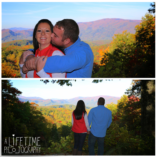 Smoky-Mountain-fall-couples-engagement-photographer-Motor-Nature-Trail-Pigeon-Forge-Knoxville-TN-3