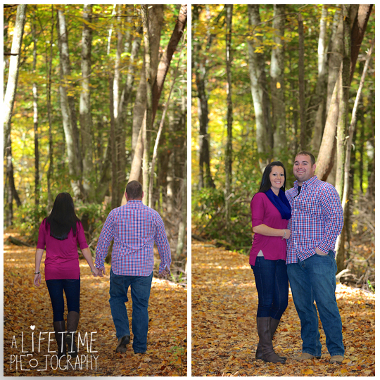Smoky-Mountain-fall-couples-engagement-photographer-Motor-Nature-Trail-Pigeon-Forge-Knoxville-TN-7
