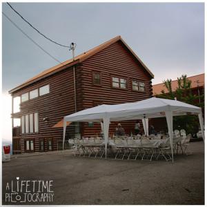 Beau Timber Top Cabin Rental  Wedding Photographer Smoky Mountain Gatlinburg Sevierville Pigeon Forge 1