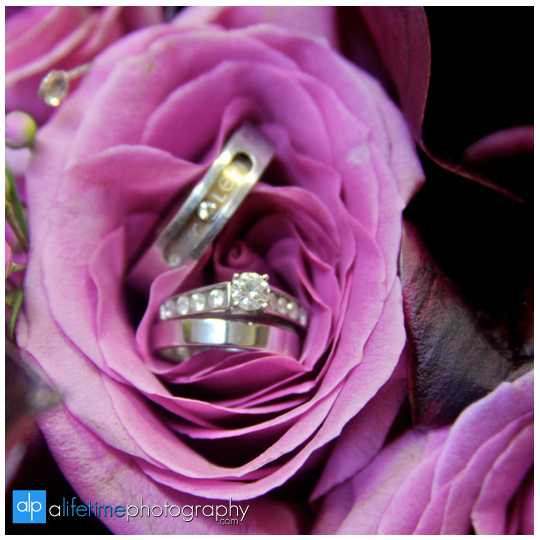 Wedding_Photographers_in_Gatlinburg_Pigeon_Forge_TN_Rings_Flowers