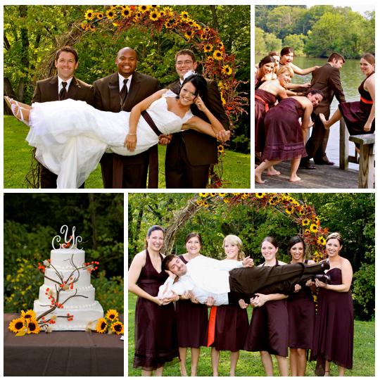 Kodak Sevierville wedding photographer