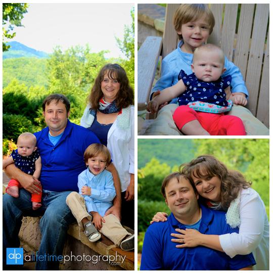 family photography in Gatlinburg TN Pigeon Forge Park Vista Hotel reunion photographer-2