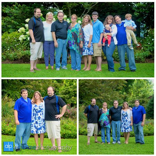 family photography in Gatlinburg TN Pigeon Forge Park Vista Hotel reunion photographer-6