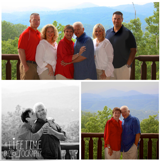 five bears mountain view lodge family photographer Wears Valley- Pigeon-Forge Photographer-reunion photos cabin fever-anniversary-2