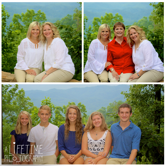 five bears mountain view lodge family photographer Wears Valley- Pigeon-Forge Photographer-reunion photos cabin fever-anniversary-3