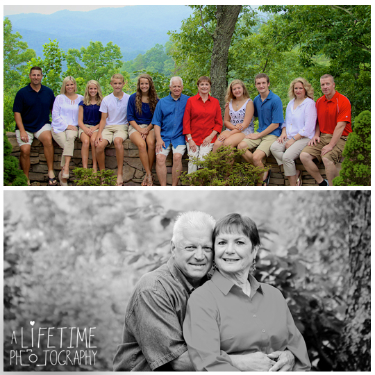 five bears mountain view lodge family photographer Wears Valley- Pigeon-Forge Photographer-reunion photos cabin fever-anniversary-4