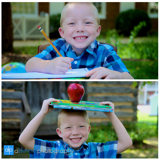 kindergarten-pre-k-back-to-school-first-grade-photographer-pictures-photography-session-desk-apple-props-globe-Johnson-City-Kingsport-Knoxville-Bristol-TN-4