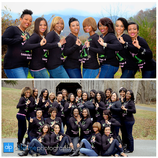 sorority-group-of-large-girls-photographer-in-Gatlinburg-Pigeon-Forge-TN-Smoky-Mountains-Alpha-Kappa-friends-sisters-2