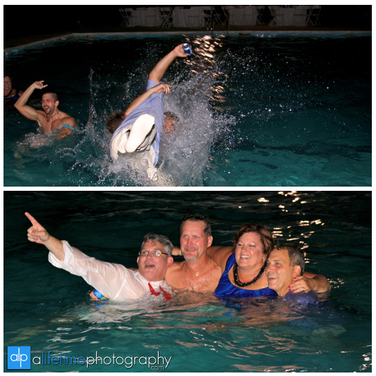 wedding_Photographer_Abington_VA_Bristol_TN_Tri_Cities_Virginian_Country_Club_reception_Pool_jumping_in